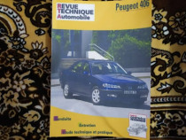 Manual reparatii tiparit Peugeot 406 in limba franceza