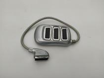 Cablu multiplu SCART, Distribuitor 3x SCART