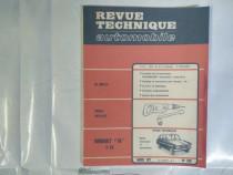 Manual reparatii tiparit Renault 16 in limba franceza