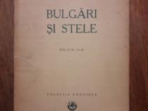 Bulgari si stele - N. Crevedia 1934, autograf / C15G