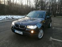 BMW X3 2.0 DIESEL înmatriculat recent navi