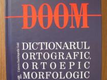 Dictionarul ortografic, ortoepic si morfologic - DOOM - 2010
