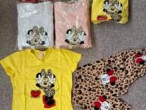 Pijamale Minnie de dama
