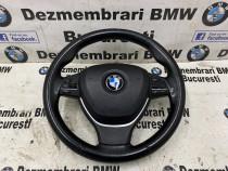 Volan cu comenzi si airbag BMW seria 5/7 F07,F10,F11,F18