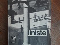 Liniste - Ioan Lacusta, autograf / R3P1F