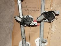 Motoras macara geam Logan 1, oglinda