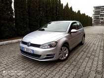 Vw golf 7 coupe,an 2015,1.6 diesel
