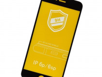 Folie Protectie Sticla 3D Huawei Mate 20 Lite Black + Cablu