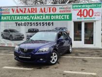 Mazda 3,1.6Benzina,2003,Finantare Rate