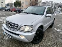Mercedes ml 2.7 cdi 4x4 an 2005
