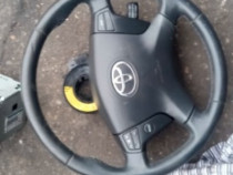 Volan Toyota Avensis complet cu airbag