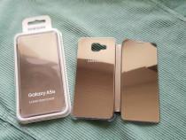 Husa Clear View activa pt Samsung Galaxy A5 2016 Originala