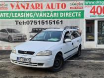 Opel Astra,1.4Benzina,1999,AC,Finantare Rate