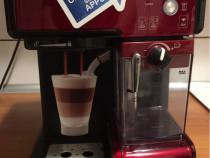Espressor manual cu lapte prima latte red Breville