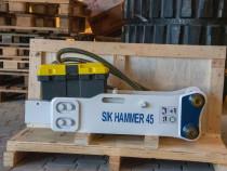 Picon hidraulic marca SIK model L 45