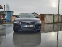 Audi A4 B8.5 2013 euro5, carte service, cumpărat din România