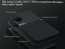 Carcasa silicon protectie telefon OnePlus 8T, suport auto ma