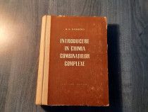 Introducere in chimia combinatiilor complexe A. Grinberg