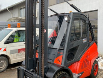 Stivuitor - Motostivuitor Linde H40D 394 Anul fab. 2012