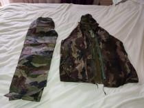 Costum Impermeabil Camuflaj MILTEC marime XL