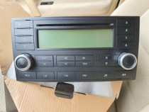 Radio CD Player origunal Volkswagen Touareg, VW Crafter, etc