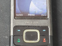 Nokia 6500 Slide Black - 2007 - liber
