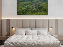 Tablouri imprimate pe pânză canvas,Slatinita-aerian 60x80