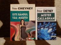 Mr.Callaghan/E randul tau micuto-Peter Cheyney