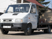 Iveco Daily 35-12 Platforma transport auto - an 1999, 2.8