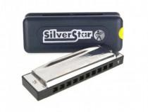 Muzicuta Hohner Silver Star G