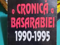 O cronică a basarabiei 1990-1995