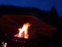 Cabana rustică la munte Satic