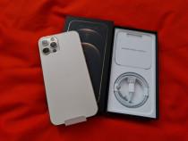 IPhone 12Pro, Gold, nou, 0min, 128Gb, 4Ram, sigilat