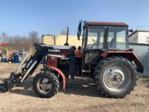 Tractor folosit Belarus MTZ 820 cu încărcător frontal