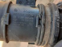Debitmetru aer 55350048, 0281002618, Opel Astra H, 1.7cdti
