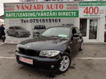 BMW Seria 1,1.6Benzina,2005,Finantare Rate