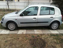 Renault Clio,an 2002, 1,2 benzina, 4 portiere,aer cond