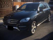 Mercedes ml 350 bluetec/air matic/euro 6/proprietar