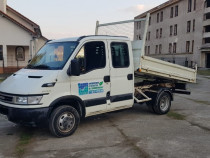 Iveco Daily 35c12 basculabil 2.3 Diesel 120 Cp 2006