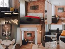 Apartament central in regim hotelier