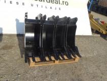 Cupa buldoexcavator JCB 3Cx-4Cx , 30 cm Noua