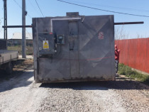 Cuptor vopsit in camp electrostatic 380V