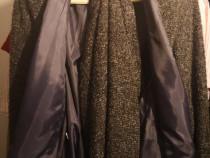 Set Sacou si Pantaloni House of Art Lână Mărimea XL