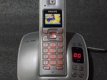 Telefon fara fir PHILIPS CD535 cu robot telefonic