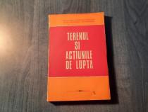 Terenul si actiunile de lupta Alexandru Petricean