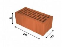 Caramida brikston eficienta 240 x 115 x 88 mm