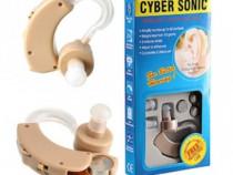Aparat auditiv cyber sonic cu baterii incluse fara fir,nou