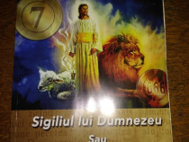 """Cartea"""" Sigiliul lui Dumnezeu sau semnul fiarei"""""""