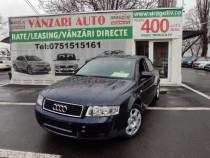 Audi A4,1.6Benzina,2002,Finantare Rate