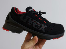Pantofi muncă UVEX ESD, încălțăminte cu bombeu, protecție 39